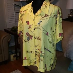Monterey Bay Cowgirl Shirt